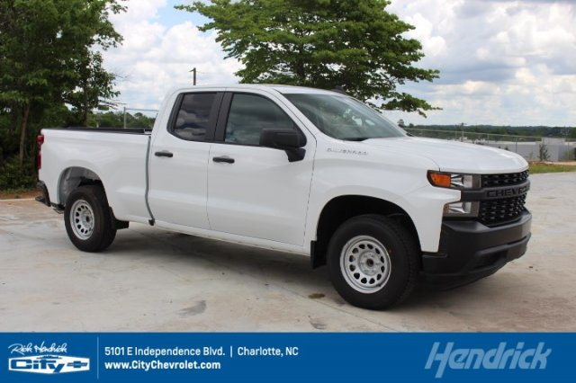 2019 Silverado 1500 Double Cab 4x2,  Pickup #M284494 - photo 1