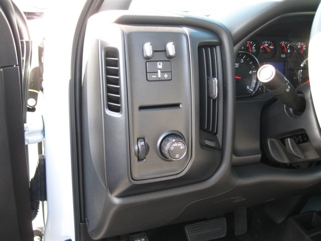 2016 Silverado 3500 Crew Cab 4x4, Knapheide Service Body #M284859 - photo 12