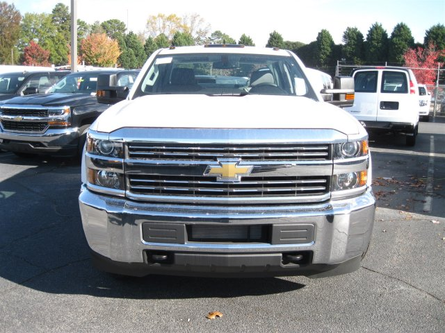 2016 Silverado 3500 Crew Cab 4x4, Knapheide Service Body #M284859 - photo 4