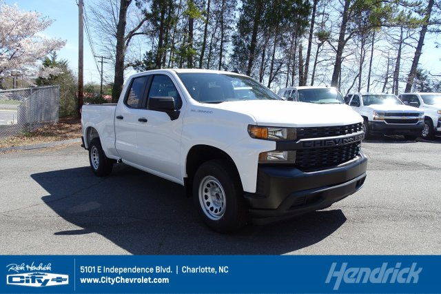 2019 Silverado 1500 Double Cab 4x2,  Pickup #M285087 - photo 1