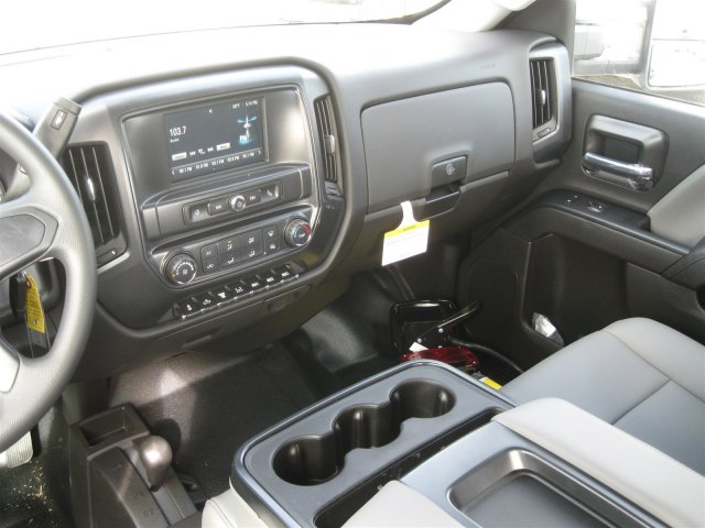 2016 Silverado 3500 Crew Cab 4x4, Knapheide Service Body #M285173 - photo 23