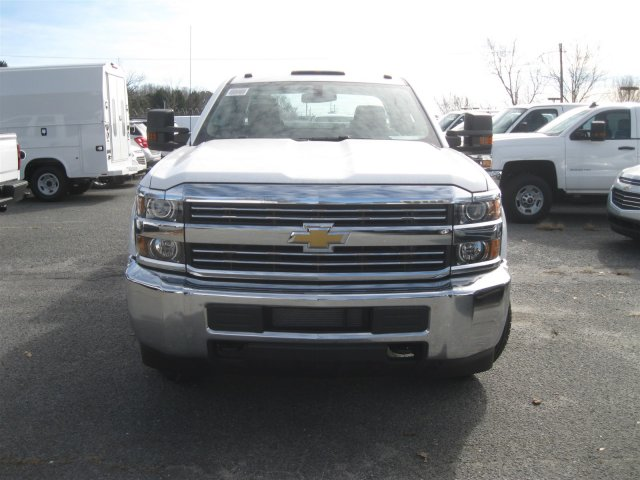 2016 Silverado 3500 Crew Cab 4x4, Knapheide Service Body #M285173 - photo 4