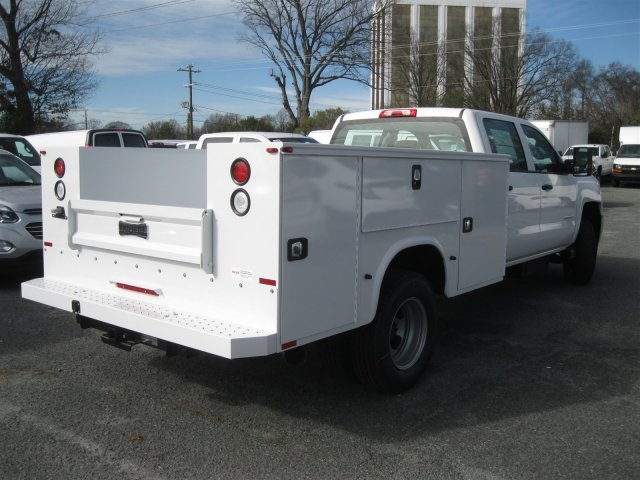 2016 Silverado 3500 Crew Cab 4x4, Knapheide Service Body #M285173 - photo 5