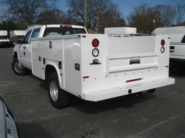 2016 Silverado 3500 Crew Cab 4x4, Knapheide Service Body #M285173 - photo 2