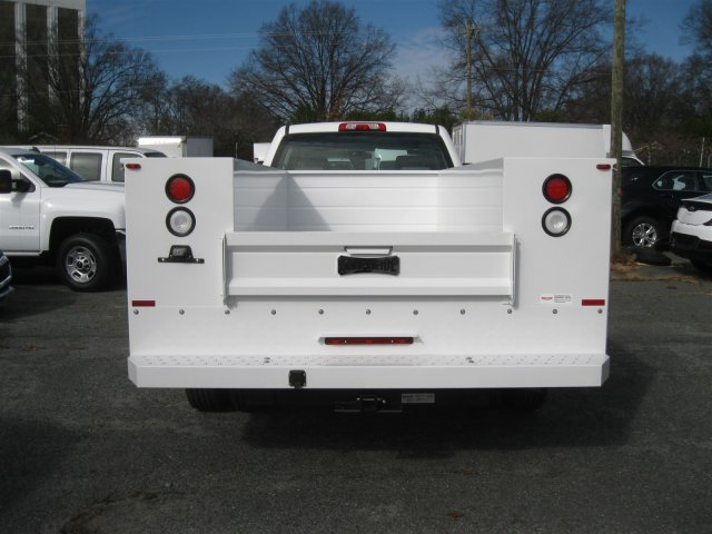 2016 Silverado 3500 Crew Cab 4x4, Knapheide Service Body #M285173 - photo 6