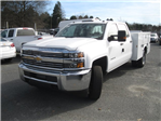 2016 Silverado 3500 Crew Cab 4x4, Knapheide Service Body #M285173 - photo 1