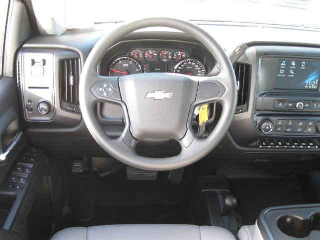 2016 Silverado 3500 Crew Cab 4x4, Knapheide Service Body #M286589 - photo 21