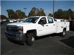 2016 Silverado 3500 Crew Cab 4x4, Knapheide Service Body #M286589 - photo 1