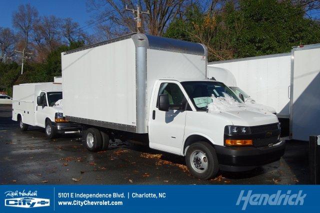 2018 Express 3500 4x2,  Supreme Iner-City Cutaway Van #M290590 - photo 1