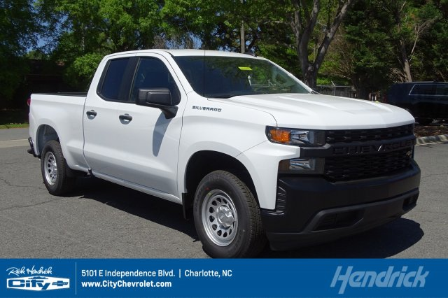 2019 Silverado 1500 Double Cab 4x2,  Pickup #M296666 - photo 1