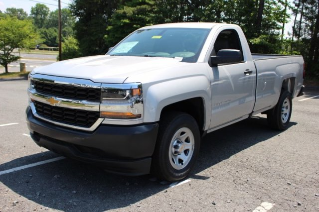 2018 Silverado 1500 Regular Cab 4x2,  Pickup #M298193 - photo 3
