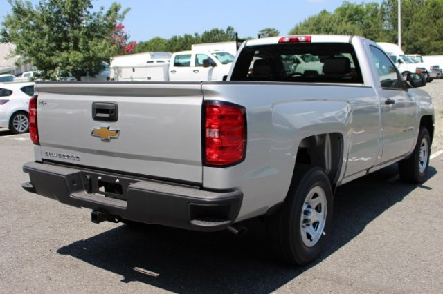 2018 Silverado 1500 Regular Cab 4x2,  Pickup #M298193 - photo 2