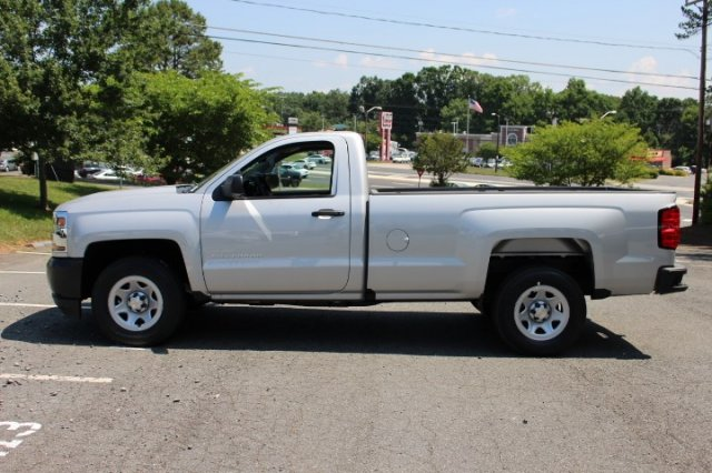 2018 Silverado 1500 Regular Cab 4x2,  Pickup #M298385 - photo 4