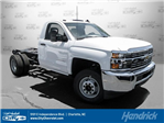 2016 Silverado 3500 Regular Cab, Cab Chassis #M319709 - photo 1