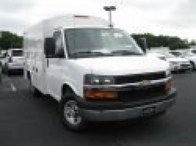 2016 Express 3500, Knapheide Service Utility Van #M322662 - photo 20