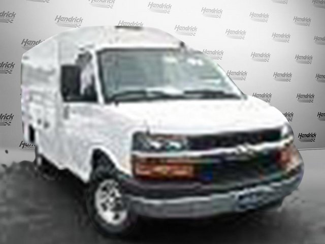 2016 Express 3500, Knapheide Service Utility Van #M322662 - photo 7