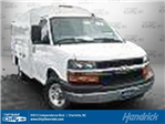 2016 Express 3500, Knapheide Service Utility Van #M322662 - photo 1
