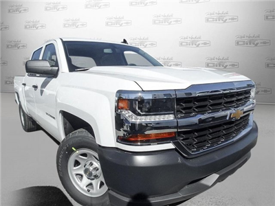 2017 Silverado 1500 Crew Cab Pickup #M323037 - photo 8