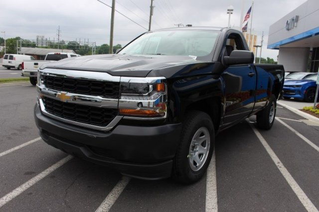 2018 Silverado 1500 Regular Cab 4x2,  Pickup #M327218 - photo 4