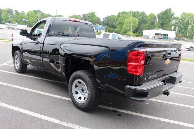 2018 Silverado 1500 Regular Cab 4x2,  Pickup #M327218 - photo 6