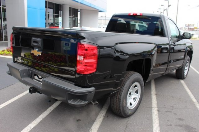 2018 Silverado 1500 Regular Cab 4x2,  Pickup #M327218 - photo 2