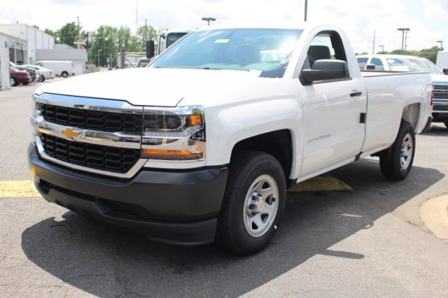 2018 Silverado 1500 Regular Cab 4x2,  Pickup #M328187 - photo 3
