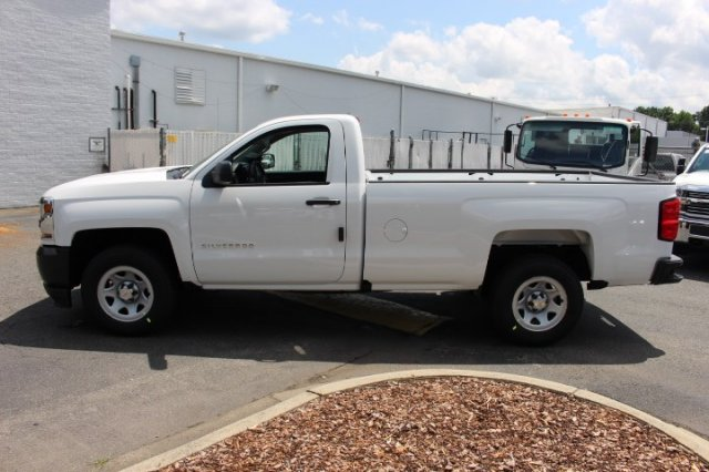 2018 Silverado 1500 Regular Cab 4x2,  Pickup #M328187 - photo 4