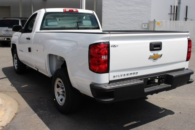 2018 Silverado 1500 Regular Cab 4x2,  Pickup #M328187 - photo 5