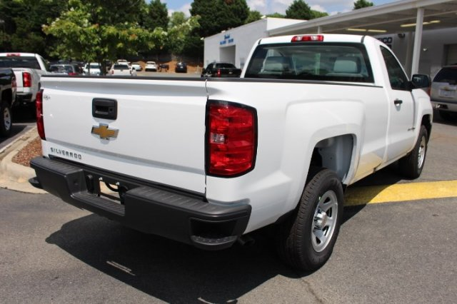 2018 Silverado 1500 Regular Cab 4x2,  Pickup #M328631 - photo 2