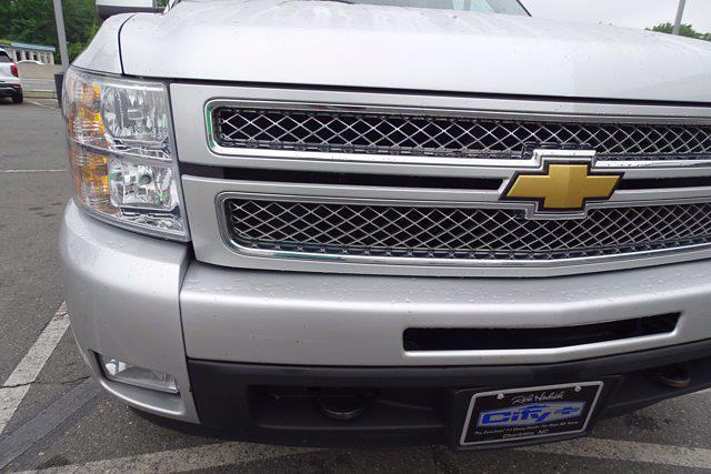 2012 Chevrolet Silverado 1500 Crew Cab 4x4, Pickup #M32871A - photo 10