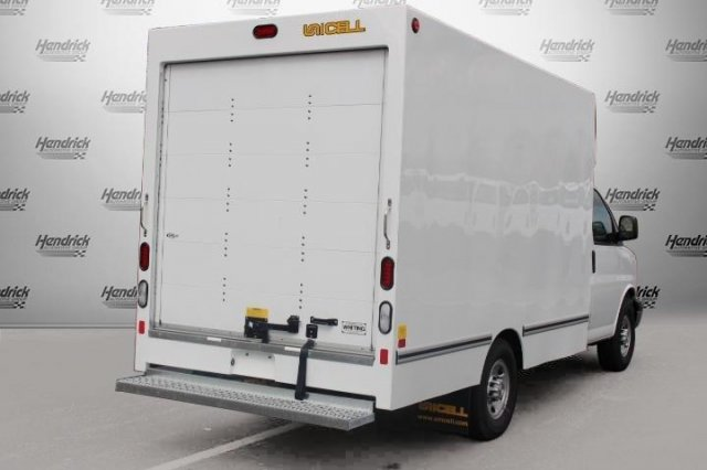2017 Express 3500 4x2,  Unicell Aerocell CW Cutaway Van #M333326 - photo 2