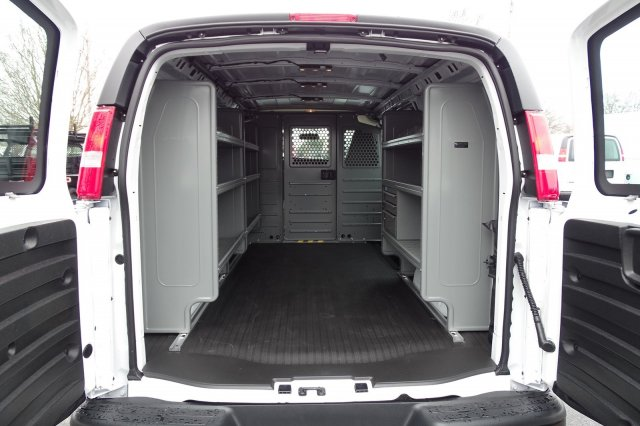 2018 Express 2500 4x2,  Upfitted Cargo Van #M335454 - photo 2