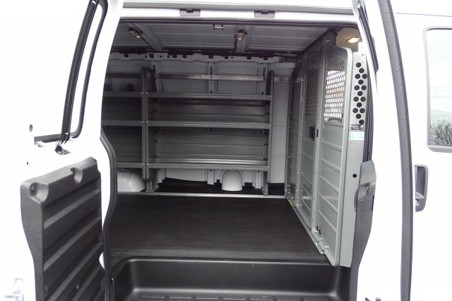 2018 Express 2500 4x2,  Upfitted Cargo Van #M335454 - photo 7