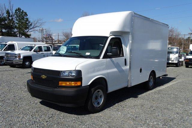 2018 Express 3500 4x2,  Supreme Spartan Cargo Cutaway Van #M336976 - photo 3