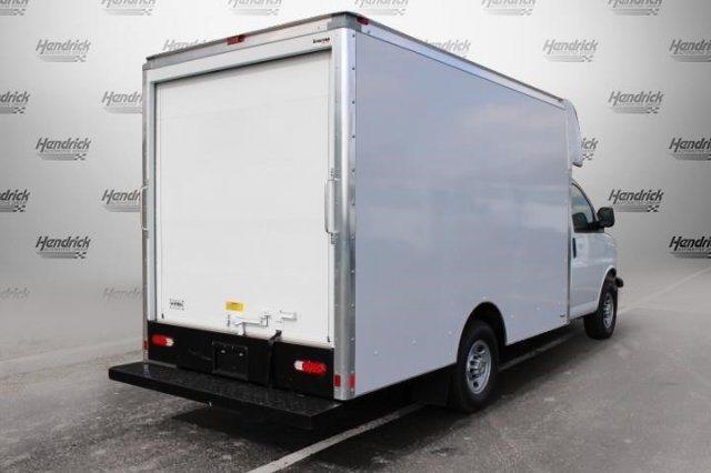 2017 Express 3500 4x2,  Supreme Spartan Cargo Cutaway Van #M337592 - photo 2