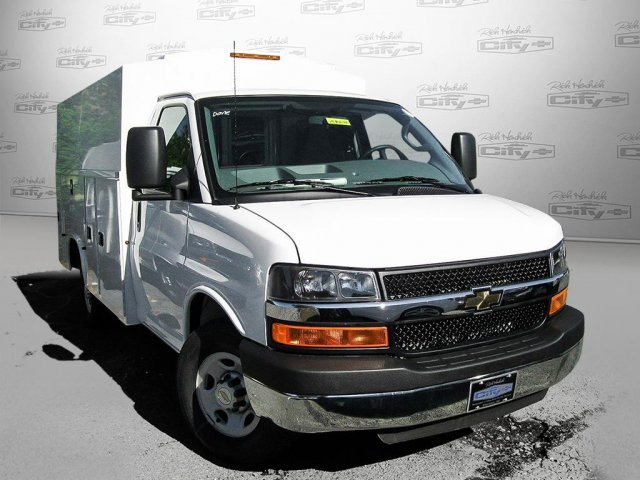 2016 Express 3500, Knapheide Service Utility Van #M339295 - photo 27