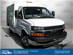 2016 Express 3500, Knapheide Service Utility Van #M339295 - photo 1