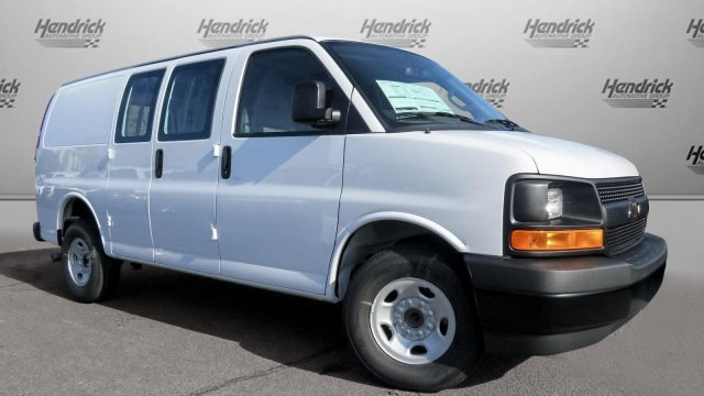 2017 Express 2500, Cargo Van #M350498 - photo 34