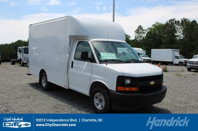2017 Express 3500 4x2,  Supreme Spartan Cargo Cutaway Van #M352905 - photo 1