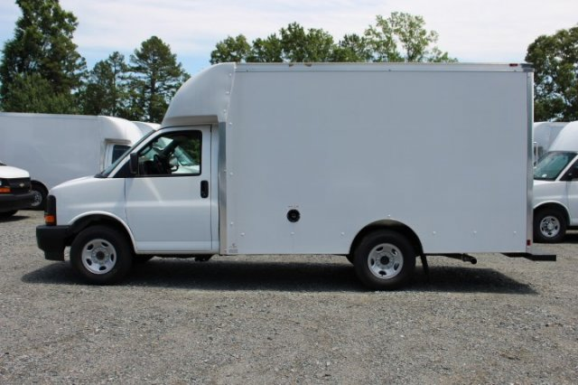 2017 Express 3500 4x2,  Supreme Spartan Cargo Cutaway Van #M352905 - photo 4