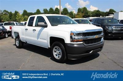 2018 Silverado 1500 Double Cab 4x4,  Pickup #M353089 - photo 1