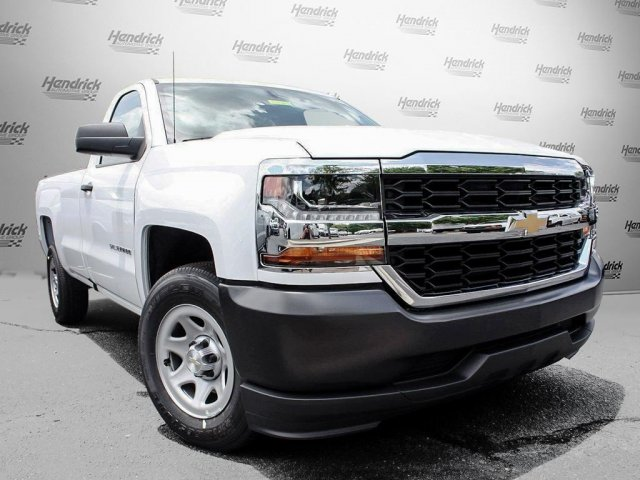 2017 Silverado 1500 Regular Cab, Pickup #M354634 - photo 3