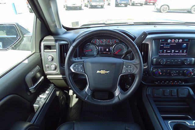 2018 Chevrolet Silverado 1500 Crew Cab 4x4, Pickup #M36333A - photo 16