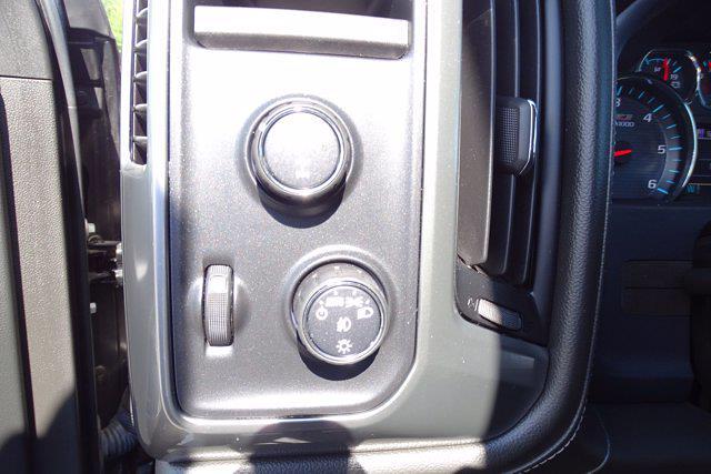 2018 Chevrolet Silverado 1500 Crew Cab 4x4, Pickup #M36333A - photo 22