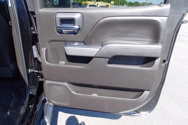 2018 Chevrolet Silverado 1500 Crew Cab 4x4, Pickup #M36333A - photo 34