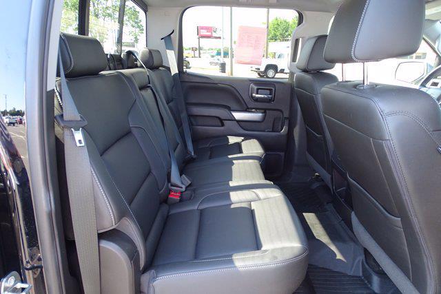 2018 Chevrolet Silverado 1500 Crew Cab 4x4, Pickup #M36333A - photo 35