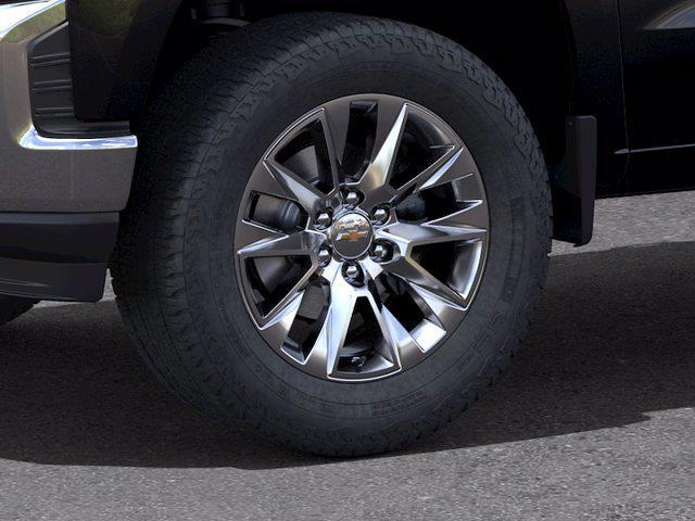 2021 Chevrolet Silverado 1500 Crew Cab 4x4, Pickup #M36554 - photo 7