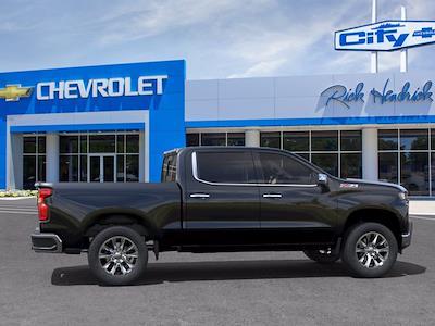 2021 Chevrolet Silverado 1500 Crew Cab 4x4, Pickup #M36554 - photo 5