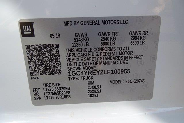 2020 Chevrolet Silverado 2500 Crew Cab 4x4, Pickup #M38570A - photo 44