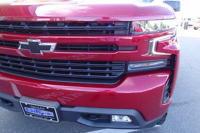 2019 Chevrolet Silverado 1500 Crew Cab 4x4, Pickup #M38570B - photo 9